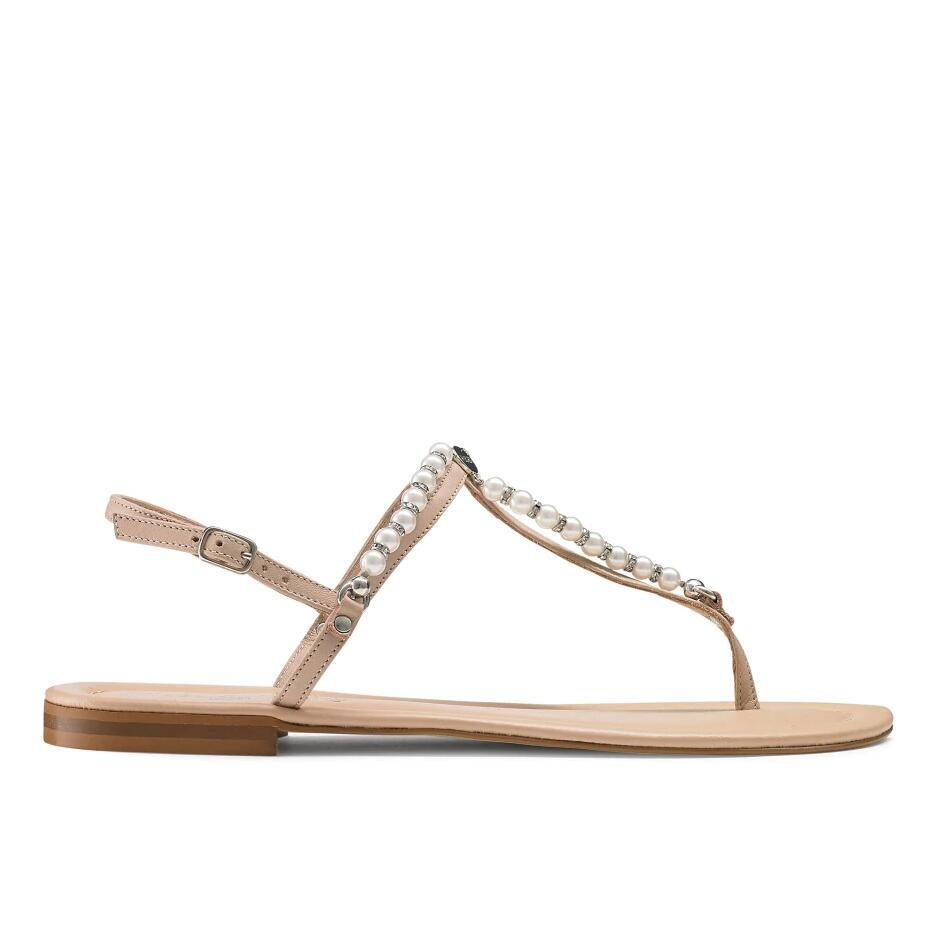 Russell And Bromley PEARLYPearl Trim Sandal