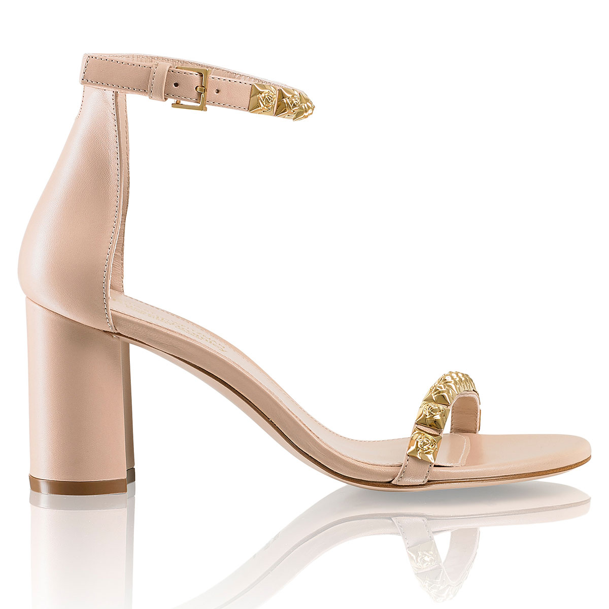 Russell And Bromley ROSEMARIE Block Heel Sandal