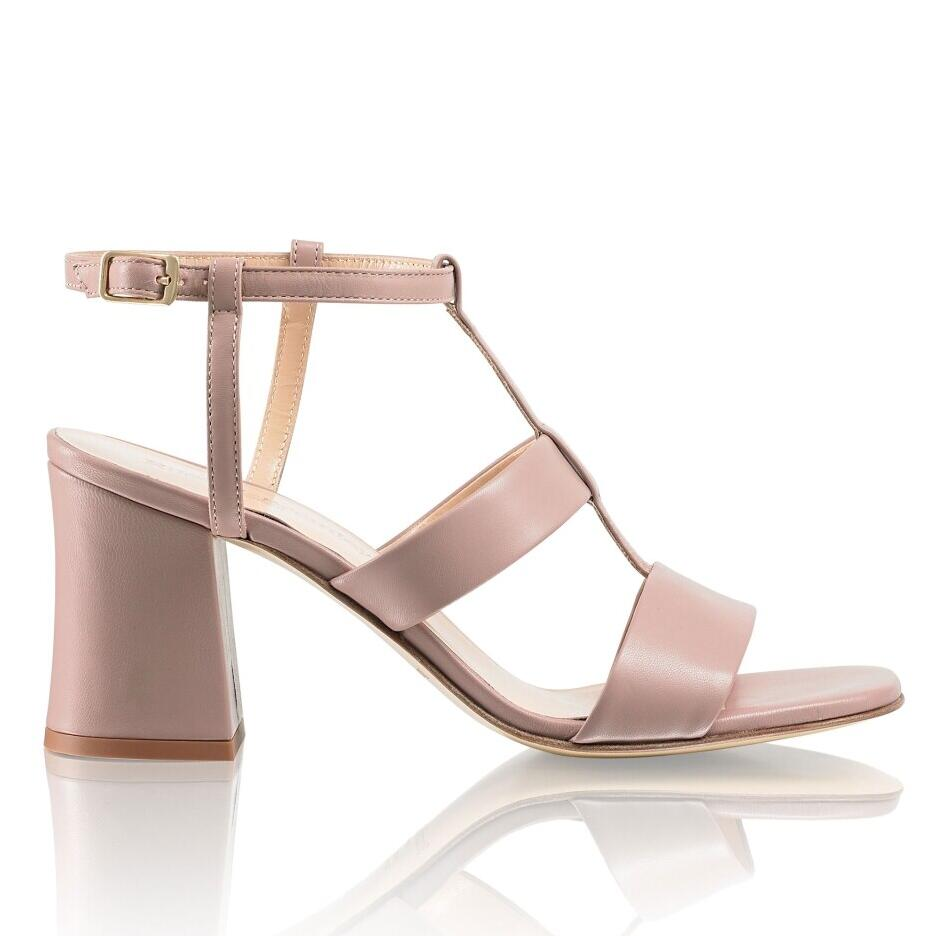 Russell and Bromley LUCKY Block Heel Sandal